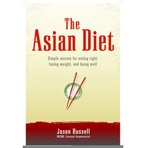 The Asian Diet – Exclusive Interview With Author Jason Bussell