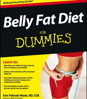 The Belly Fat Diet for Dummies – Exclusive Interview With Author Erin Palinski