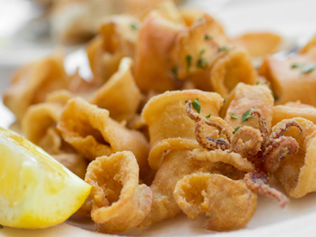 calamari-fried