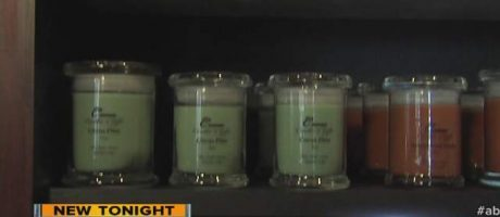 Why Scented Candles Are Toxic For Your Health
