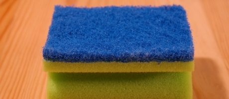 How Dirty is Your Kitchen Sponge?