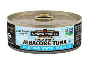 Does Your Tuna Have 36x More Pollutants?