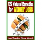 129 Natural Remedies For Weight Loss – Exclusive Interview With Author Sydney Johnston