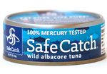 Does Your Tuna Contain 36x More Pollutants?