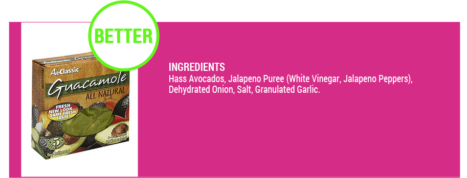 avoclassic guacamole